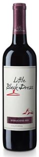 Little Black Dress Divalicious Red 750ml - Case of 12